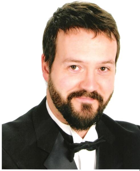 Michael Harris, tenor, Messiah