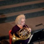 The SSO's Principal Horn Carol Marie Cottin